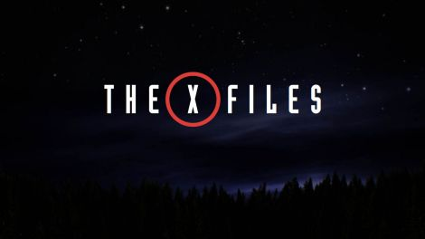 Logo de Expediente X (The X Files).
